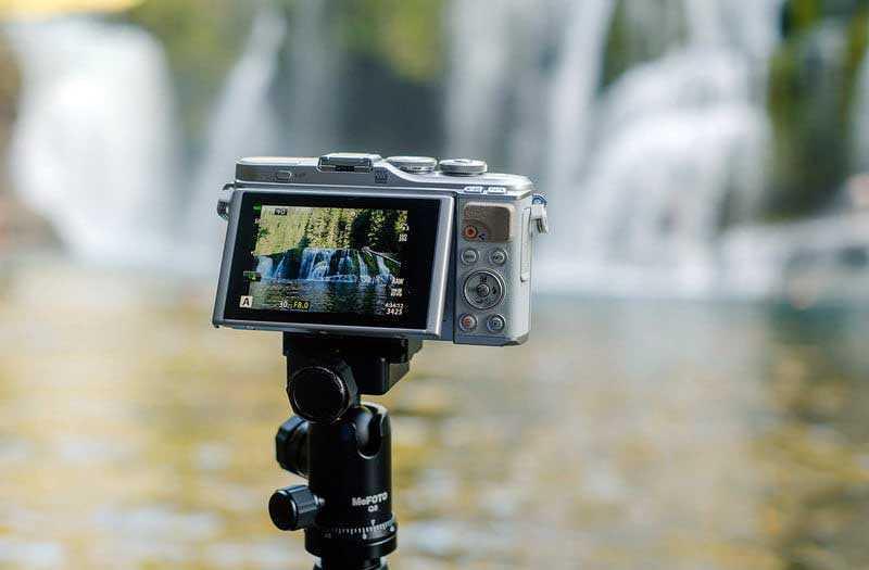 Olympus PEN E-PL9 съёмка видео