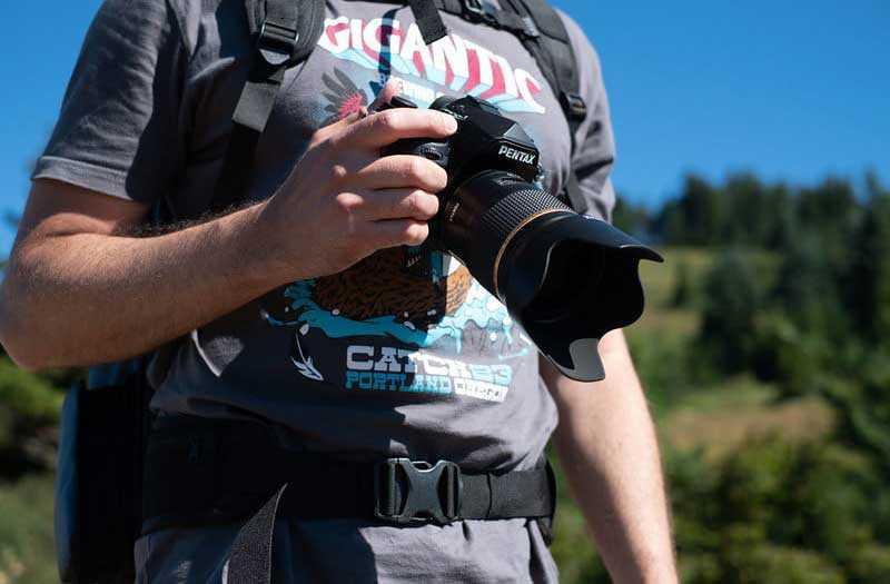 Камера Pentax K-1 II