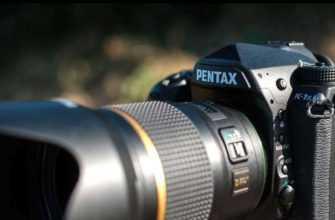Тест Pentax K-1 Mark II