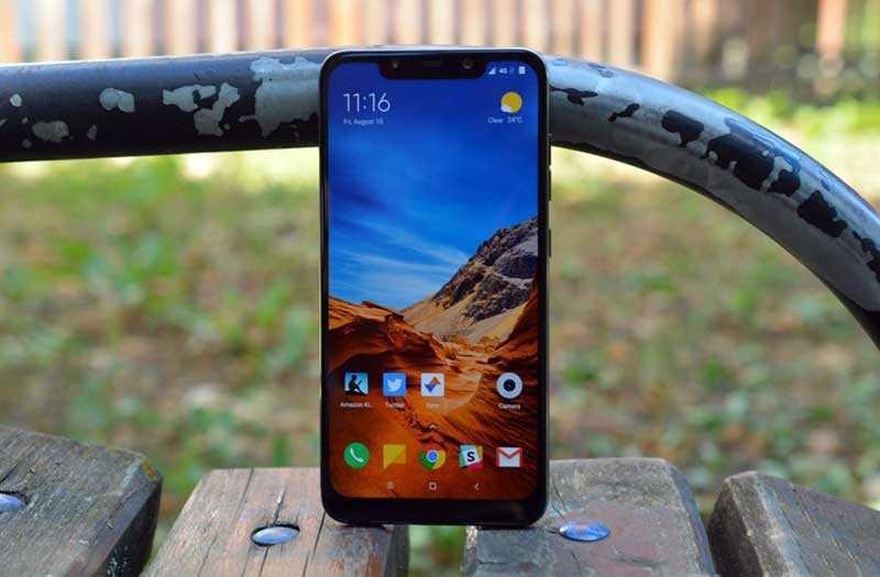 Обзор Pocophone F1: телефон с Snapdragon 845 — Отзывы TehnObzor