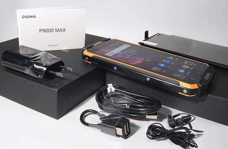 Poptel P9000 Max обзор