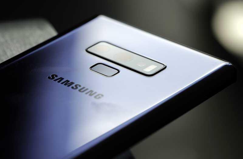 Samsung Galaxy Note 9 отзывы