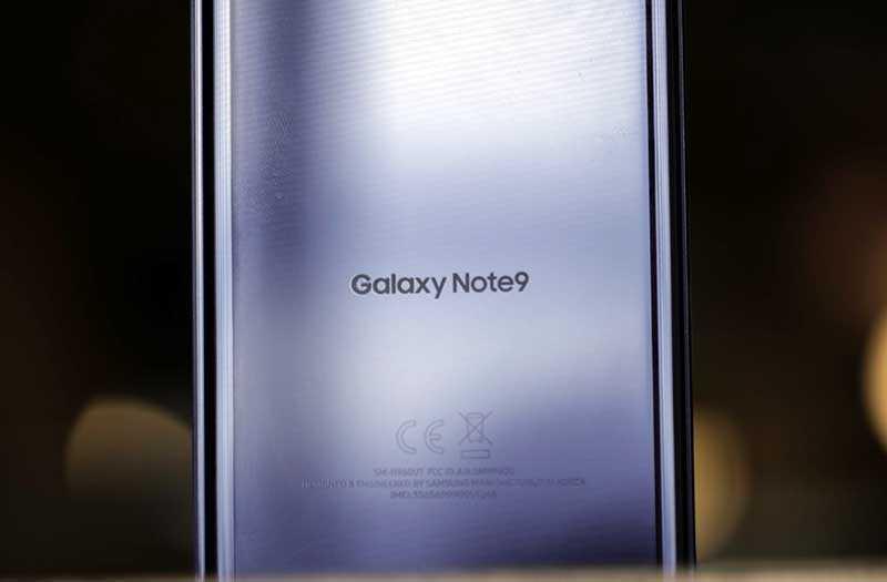 Аккумулятор Samsung Galaxy Note 9