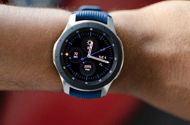 Обзор Samsung Galaxy Watch