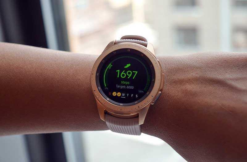 Спорт Samsung Galaxy Watch