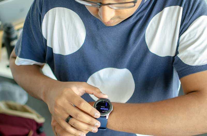 Samsung Galaxy Watch производительность