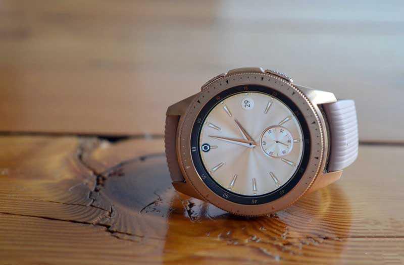 Экран Samsung Galaxy Watch