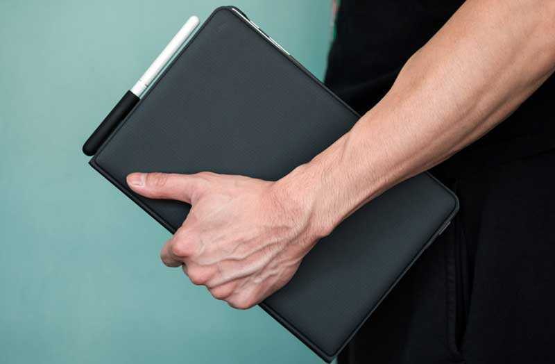Обзор Samsung Galaxy Tab S4
