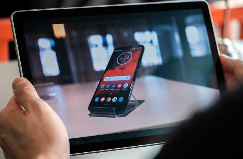 Камера Samsung Galaxy Tab S4