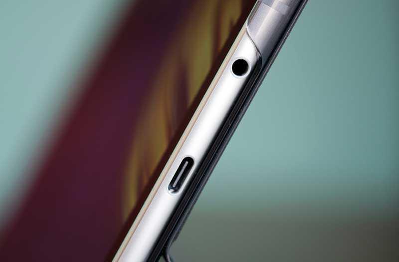 Порты Samsung Galaxy Tab S4