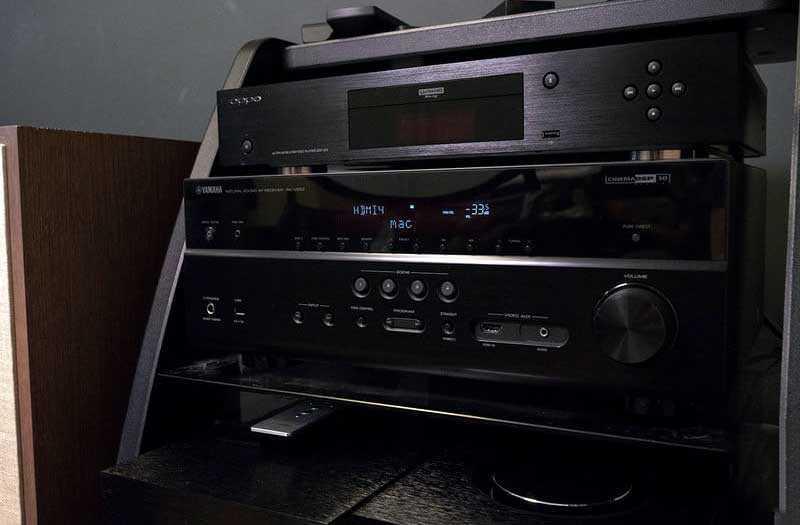 Yamaha RX-V683 отзывы