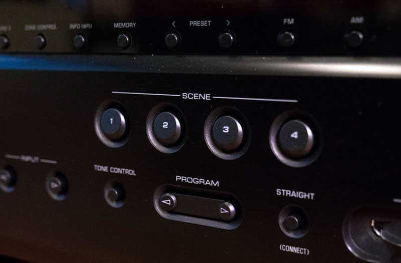 Особенности Yamaha RX-V683