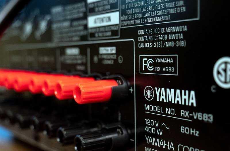 Yamaha RX-V683 настройка