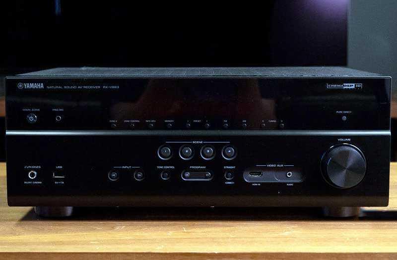 Обзор Yamaha RX-V683