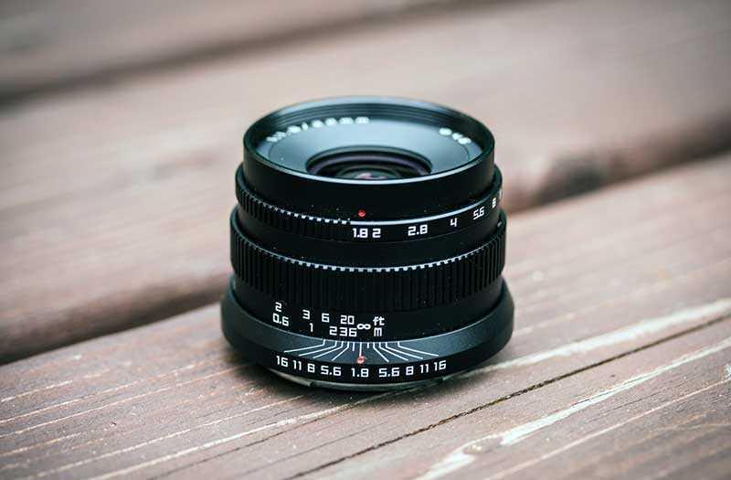 Обзор Zonlai 22mm f / 1.8