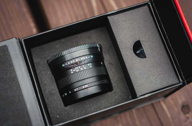Zonlai 22mm f/1.8 отзывы