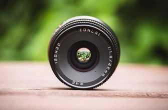 Обзор Zonlai 22mm f / 1.8: дешёвый и сенсационный объектив — Отзывы TehnObzor
