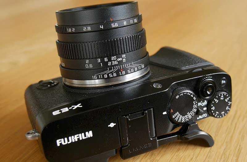 Тест Zonlai 22mm f/1.8
