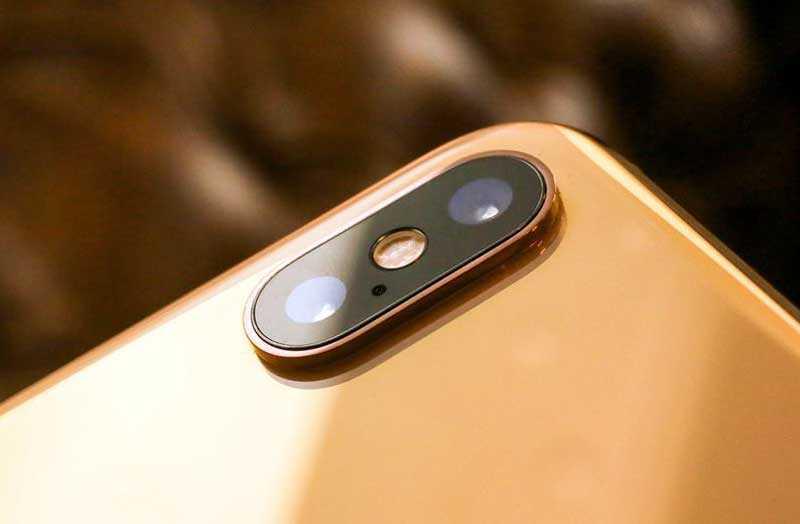 Камеры iPhone XS Max