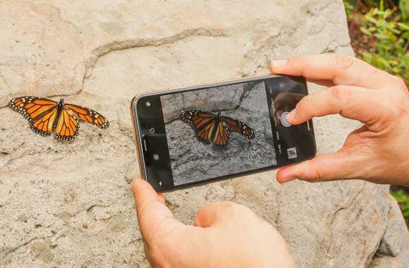 Съёмка на iPhone XS Max
