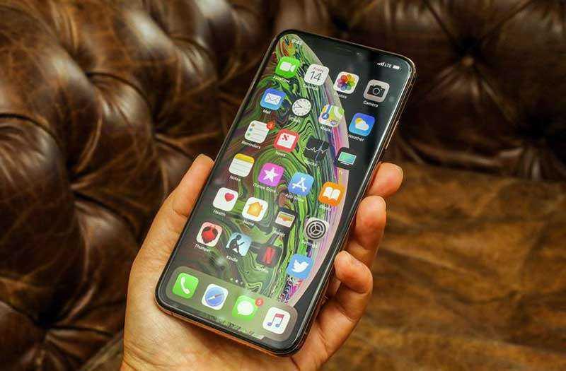 Экран IPhone Xs Max
