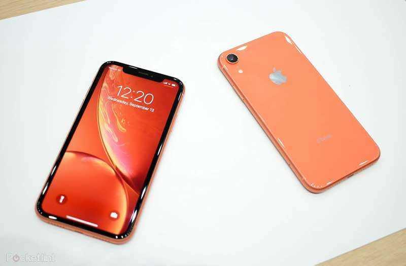 Дизайн iPhone XR