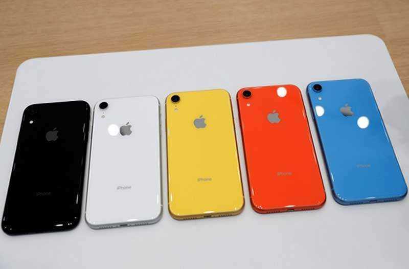 iPhone XR цена
