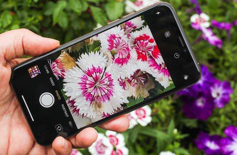 Фото iPhone XS