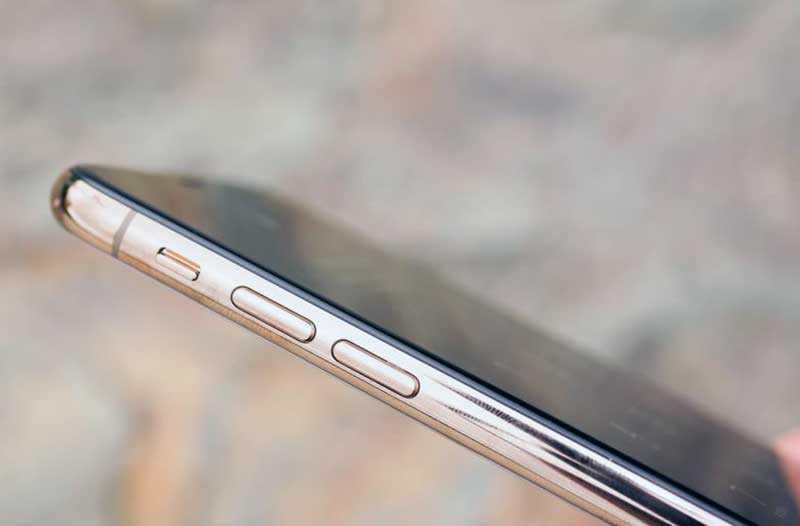 Доступность iPhone XS
