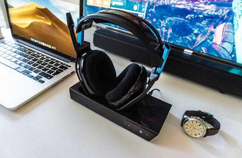 Игровые наушники Astro A50 Wireless