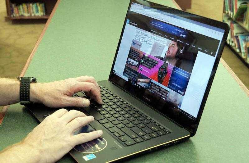 Обзор Asus ZenBook Pro 15 UX580 с ScreenPad