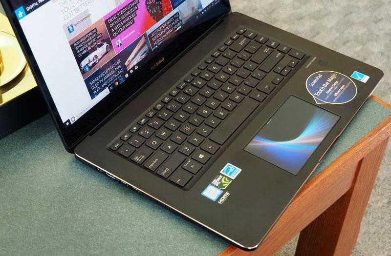 Ноубук Asus ZenBook Pro 15 UX580