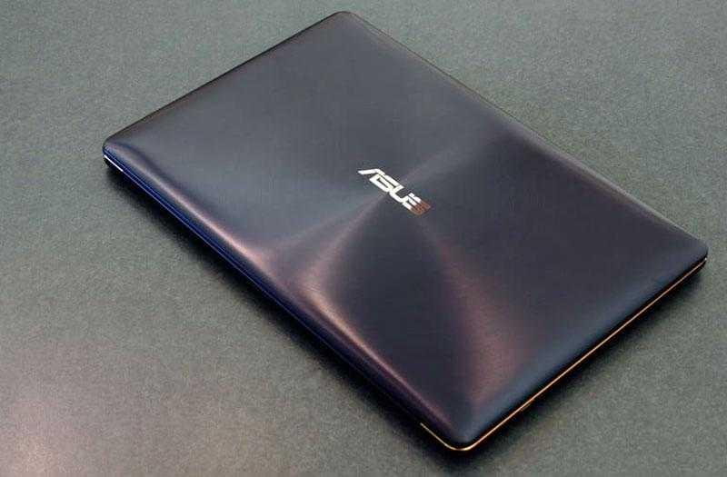 Asus ZenBook Pro 15 UX580 обзор