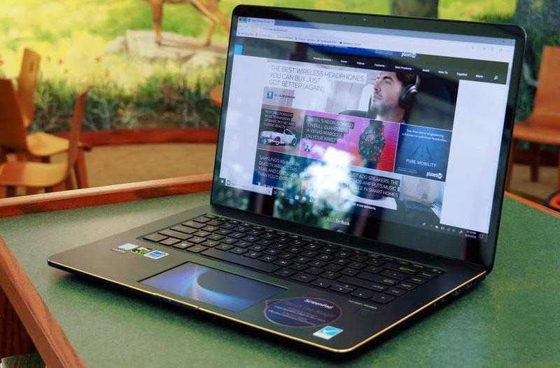 Обзор Asus ZenBook Pro 15 UX580: классный гаджет, не ноутбук— Отзывы TehnObzor