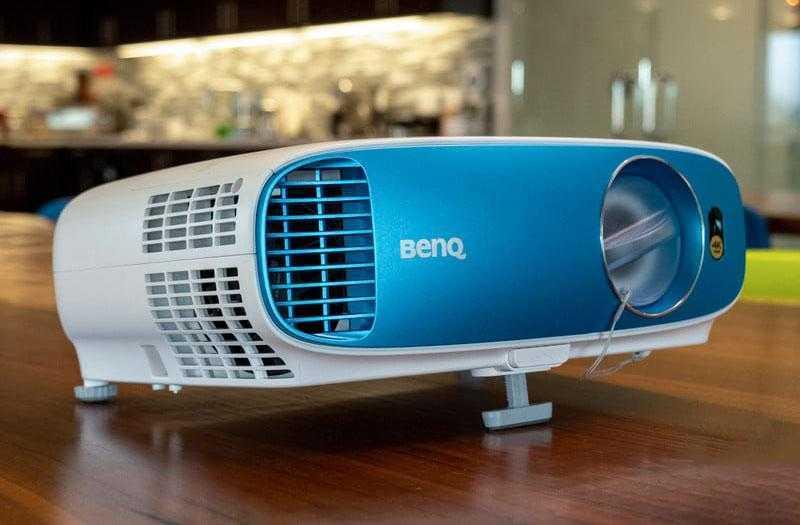 Обзор BenQ TK800