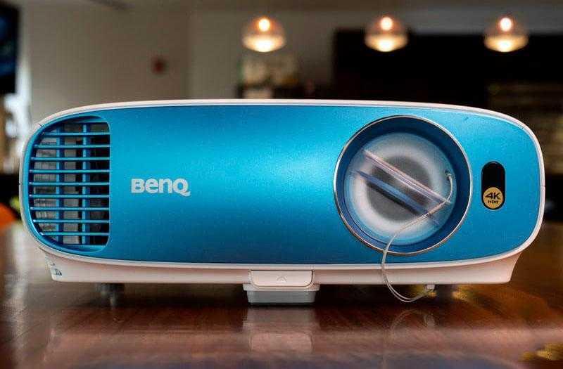 BenQ TK800 спецификации
