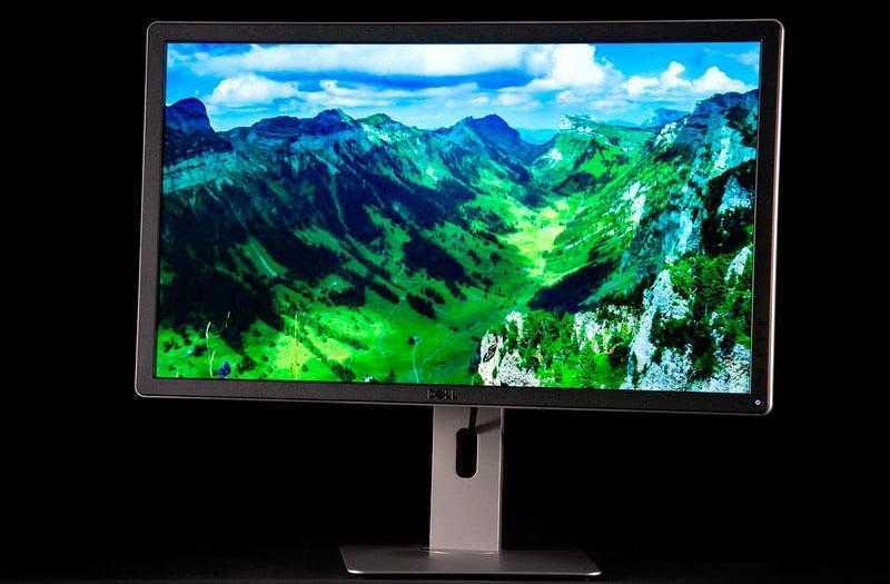 Обзор Dell P2715Q