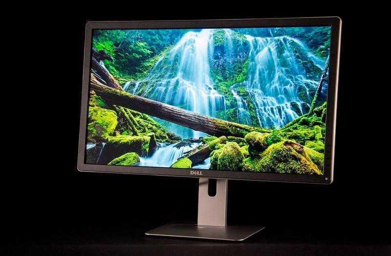 Обзор Dell P2715Q: бескомпромиссный 4K монитор