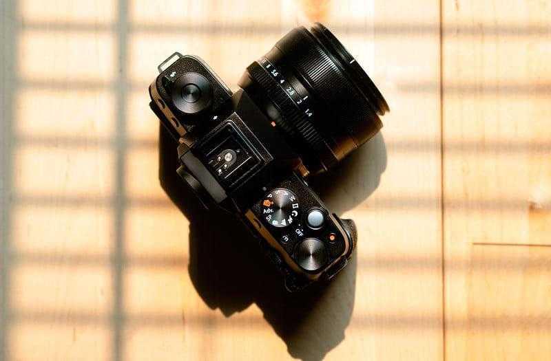 Fujifilm X-T100 отзывы