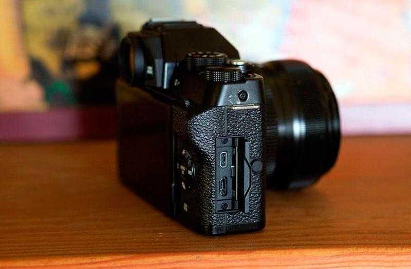 Производительность Fujifilm X-T100