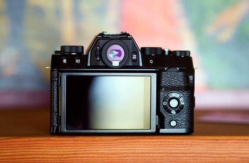 Камера Fujifilm X-T100