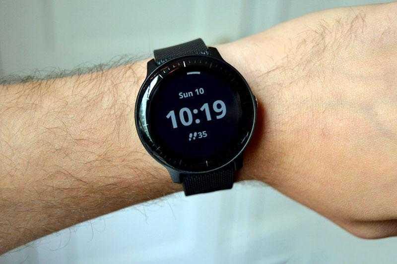 Спортивные часы Garmin Vivoactive 3 Music