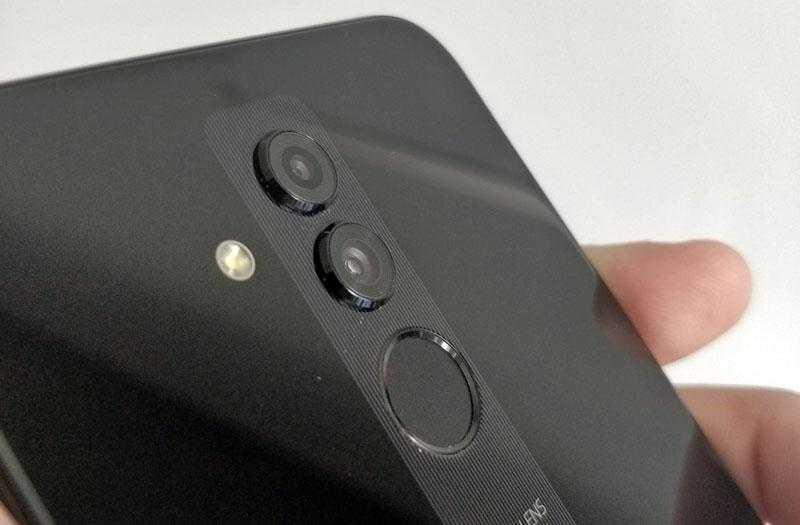 Сканер отпечатков Huawei Mate 20 Lite