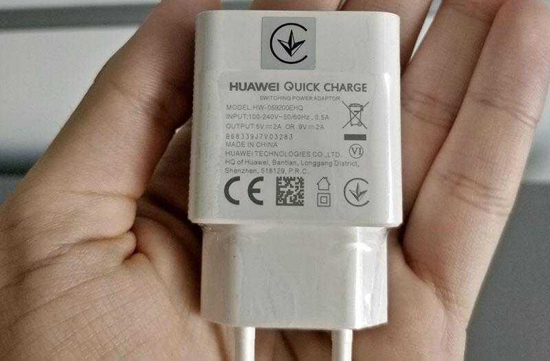 Huawei Mate 20 Lite зарядное