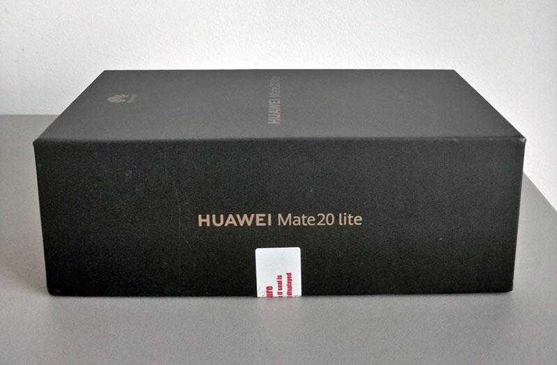 Huawei Mate 20 Lite отзывы