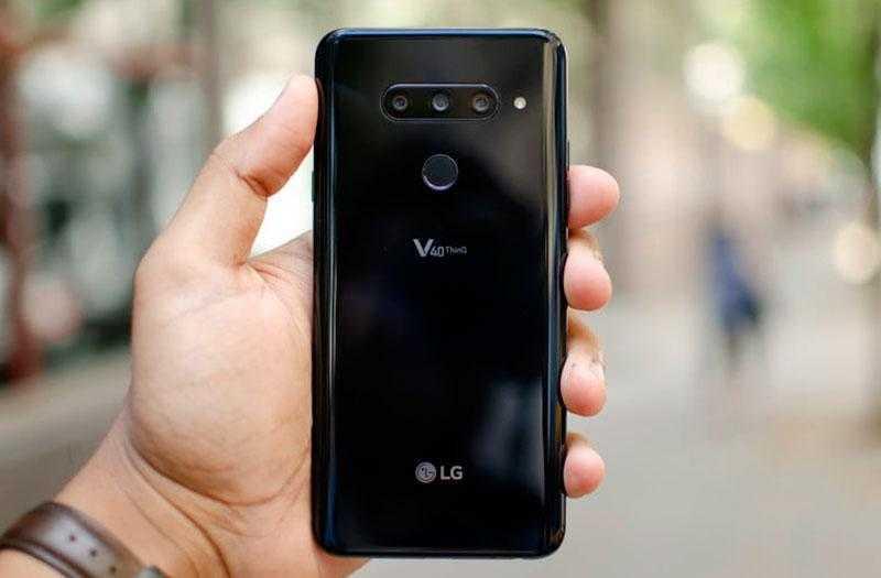 Обзор LG V40 ThinQ