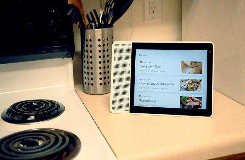 Lenovo Smart Display возможности