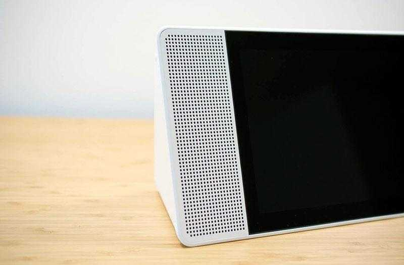 Дизайн Lenovo Smart Display