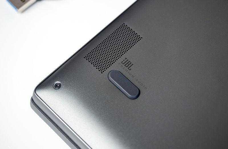 Динамики Lenovo Yoga 730