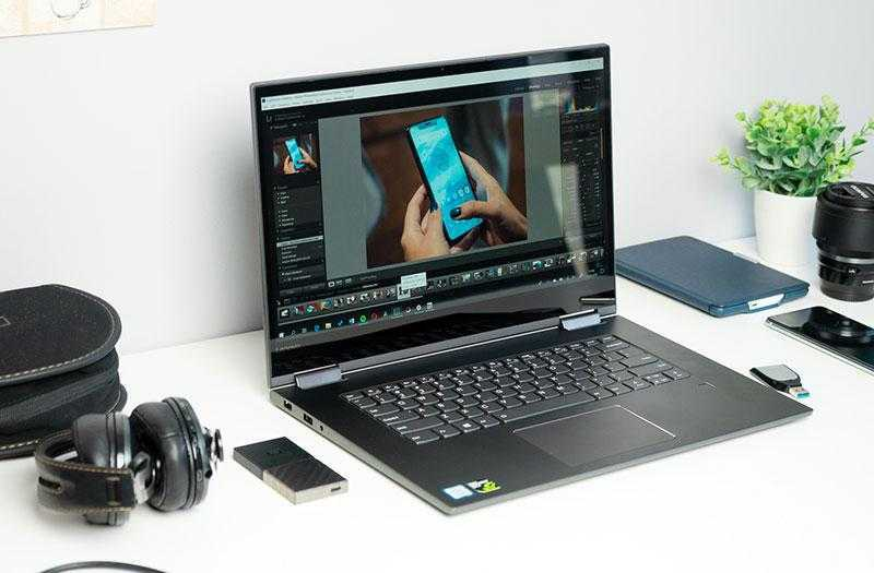 Lenovo Yoga 730 обзор